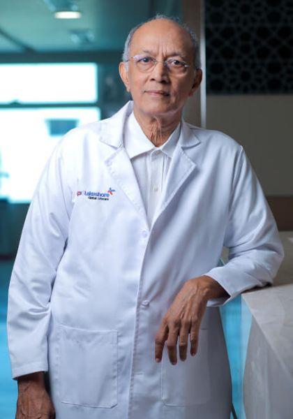 Dr. J. I Chacko