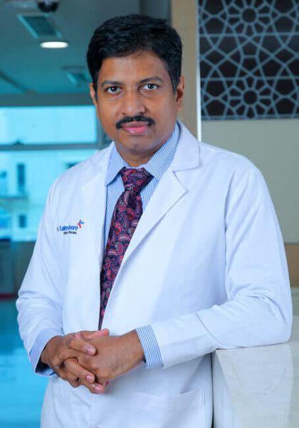 Dr. Hari Kumar Menon