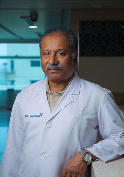 Dr. John Ferns
