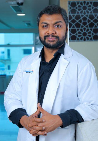 Dr. Mihir Mohan T.