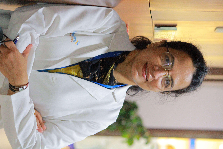 Dr Rashmi V Nair