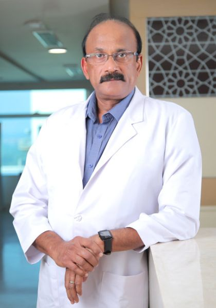 Dr. George Joseph