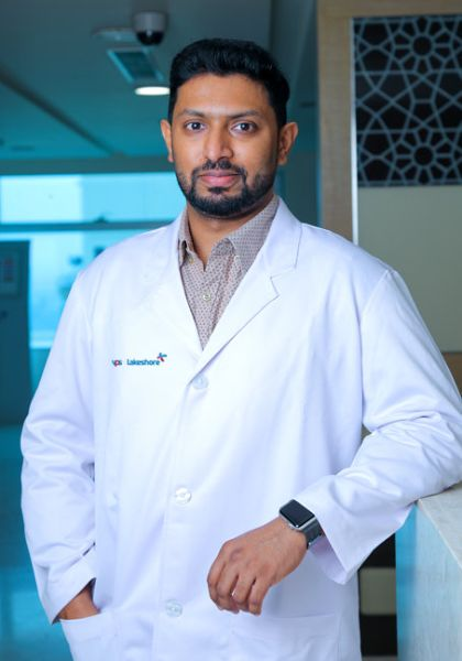 Dr. Renny Chacko