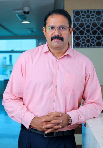 Dr. Sudish Karunakaran M.S